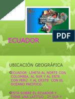 Ecuador Power