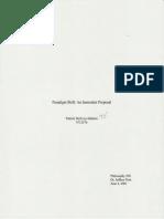 Paradigm Shift PDF