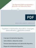 Hernandez_moreno - La Iniciacion a Los Deportes Desde Su Estructura