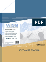 WISN Eng Software-manual