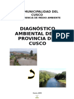 Diagnostico Ambiental Provincial