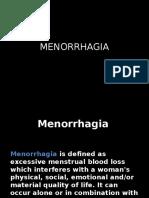Menorrhagia.pptx