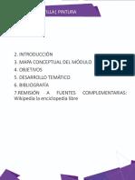 FORMATO CARTILLA - PINTURA