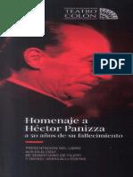 2017 - 04 - 18 - Homenaje a Panizza - Teatro Colón