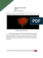 Modul 3 Analisis Spektrum Respon Ragam SNI Gempa 2012