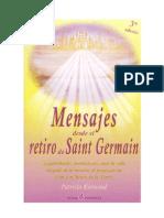 Mensajes Desde El Retiro de Saint Germain