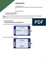 Pembayaran POLSRI via Chanel Mandiri Versi 2