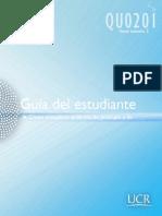Guia Del Estudiante QU0201 Cuarta Edicion 2011