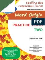 Word Origin