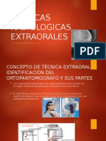 TECNICAS RADIOLOGICAS EXTRAORALES