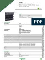 Data Sheet Polybloc