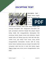 makalah b inggris DESCIPTIVE TEXT 3.doc