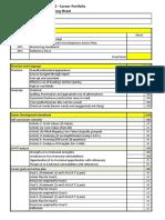 Assessment Task 3 - Marking Sheet