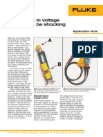 Differences in Voltage Testers Manual