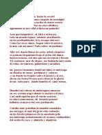 """""""La Cabellera """" CH. Baudelaire"""