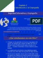 Itroduccion a la criptografia y documentancion