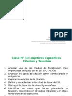 UDP 2015 - Trib I - Clase 13