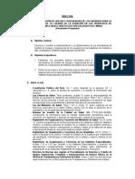 Directiva Mecanismos de Gestion de Quejas y Sugerencias