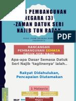 Dasar Pembangunan Negara (3)
