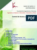 2. Control de Acceso