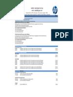 HP Storage - Disk Enclosure Tel