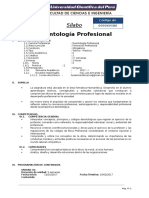 Deontologia Profesional Sílabo 1