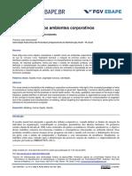 4. Artigo - Assédio Moral Nos Ambientes Corporativos