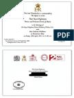 2011-04-04 QEII Invitation Recognizing King David of Mann - Kingdom of Mann