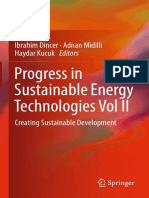 Progress in Suatinable Energy Technologies Vol II