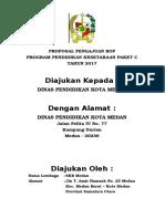 Proposal Paket C 2017