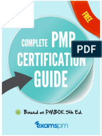 PMP Certification Guide