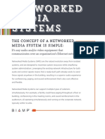 Biamp Networked Media Systems Brochure