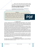 Investigation of Vibration on Suspension Systems at Different Load and Operating Conditions