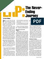 ERPThe Never Ending Journey