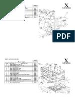 Part Lists DC156-186
