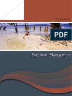 Foreshore Management