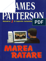 James Patterson - Marea Ratare