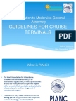 7. Pianc Presentation Guidelines for Cruise Terminals (1)