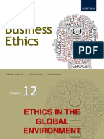 Chapter12 - Ethics in the Global Environment