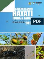 7.4.c.i Hasil Survei Keanekaragaman Hayati Randutatah 2016