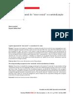 """A gestão empresarial do """"risco social"""" e a neutralização da crítica.pdf"""