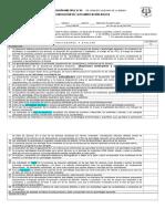 RúbrIca de Evaluación de Planificación Áulca
