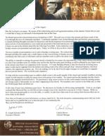 OLA Community Letter - July 1, 2010