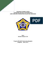 RPP Garis Singgung Persekutuan Dalam Dua Lingkaran