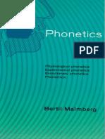 Malmberg - Phonetics (1963)