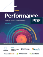 Optimization and monitoring perfomance