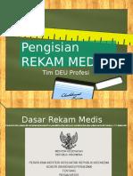 PANDAS Rekam Medik Umum