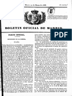 Censo Electores Madrid 1838