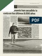 2007 Febrero Tsunamis Huelva Info