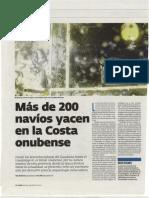 2011 Febrero Pecios Odiel Info